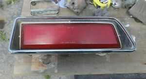 1971 Ford Galaxie Ltd Right Tailight Tail Light Assembly Br