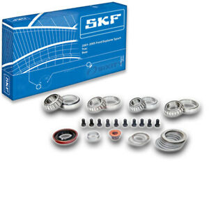 Skf Rear Axle Differential Bearing Seal For 2001 2005 Ford Explorer Sport Xv