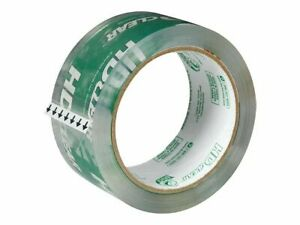 Duck Hd Clear High Performance Crystal Clear Packing Tape 1 88 X 54 6 One Roll