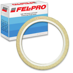 Fel Pro Exhaust Pipe Flange Gasket For 1988 1990 Toyota Land Cruiser Felpro Pt
