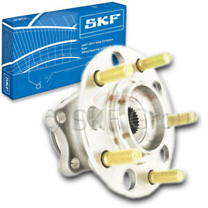 Skf Rear Wheel Bearing Hub For 2007 2017 Jeep Compass Assembly Axle Cap Qu
