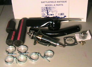 1928 1931 Model A Ford Complete Cooling System Super Parts Package