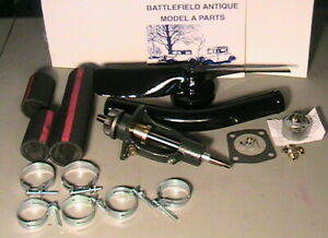 1928 1931 Model A Ford Complete Cooling System Super Deluxe Parts Package