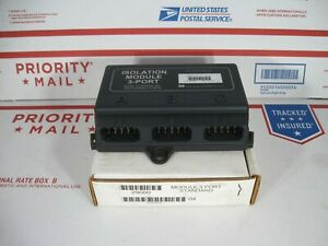 Oem Western Fisher Snow Plow 3 Port Standard Isolation Module 29060 For Non Drl