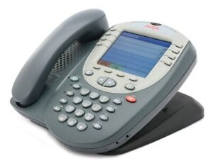 Lot Of 10 Refurbished Avaya 2420 Digital Business Phone 24 Call Lcd