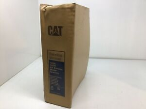 Cat Caterpillar 140h 160h Na Version Motor Graders Service Shop Repair Manual