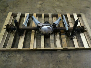 99 00 01 02 03 04 Ford Mustang V6 7 5 Rearend Axle Assembly 3 27 Gear Take Off