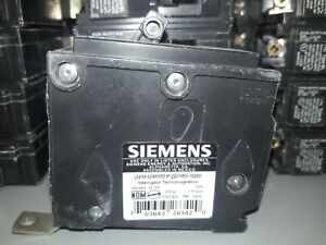 Lot Of 57 Siemens Ite Type Bl B120 Bolt on Circuit Breaker 20 Amp Nice Takeouts
