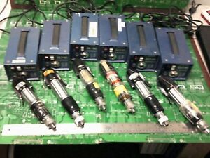 Hios Torque Limiting Power Driver Clt 50 Power Supply Lot Of 6