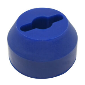 Bulldog Winch 20343 Polyurethane Hook Stopper Truck Blue