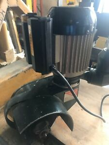 Used Comatic 99052215 af 14 1 2 Hp Power Feeder Af 14 Copying Feeder Base
