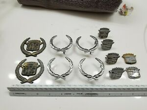 Cadillac Emblems Lot