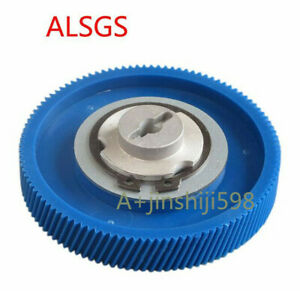 Set Bridgeport Mill 92mm Gear Hub Alsgs For Al 310s Servo Power Feed Modle