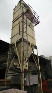 Murphy Rodgers 10 000 Cfm Baghouse Type Dust Collection System Am17933