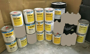 Ppg Delstar Single Stage Paint Toners Reducer Less Than 50 Each Gallon
