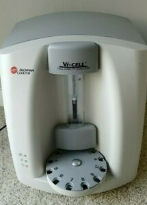 Beckman Coulter Vi cell Auto Cell Viability Analyzer Great Condition
