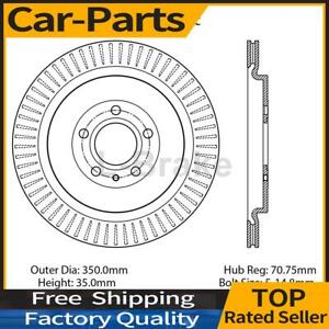 Fits Ford Mustang 2013 2014 1x Centric Parts Rear Disc Brake Rotor