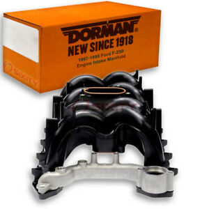Dorman Upper Intake Manifold For Ford F 250 1997 1999 4 6l V8 Engine Air Tb