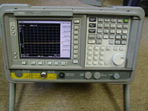 Agilent E4403b 9 Khz 3 Ghz Spectrum Analyzer