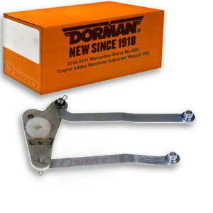 Dorman Intake Manifold Adjuster Repair Kit For Mercedes Benz Ml450 2010 2011 Du