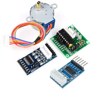 5 12v Uln2003 28byj 48 Stepper Motor Module 4 Phase Step Motor For Arduino