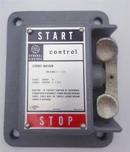 General Electric Cr2941 na102b Control Switch