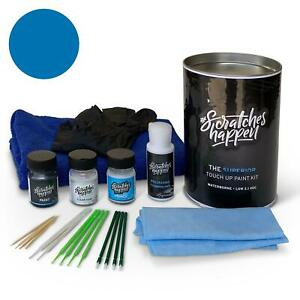 Exact Match Touch Up Paint Kit Toyota Voodoo Blue 8t6