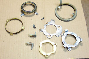 1969 Other Ford Mustang Non tilt Steering Wheel 2 Spoke Horn Contacts W screws