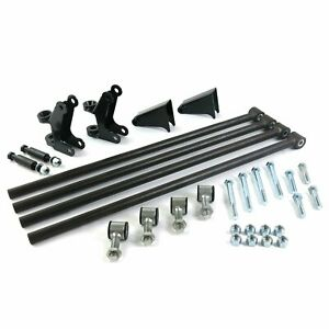 1932 Ford Street Rod Solid Axle Front Four Bar 4 Link Kit 32 Hotrod