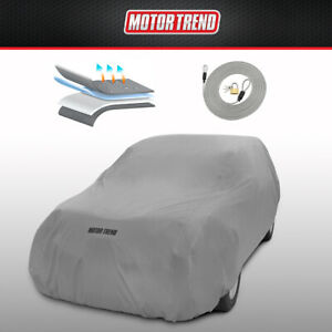 Motor Trend All Weather Waterproof Car Cover For Bmw X5 X6 Fits Bmw