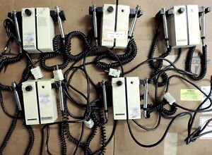 Lot Of 5 Welch Allyn 74710 Wall Transformer Otoscope Ophthalmoscope