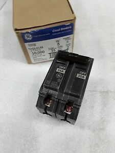 Thql2135 General Electric 2pole 35a 240v Circuit Breaker New