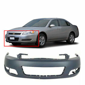 New Front Bumper Cover For Chevrolet Impala 2006 2016 Gm1000764