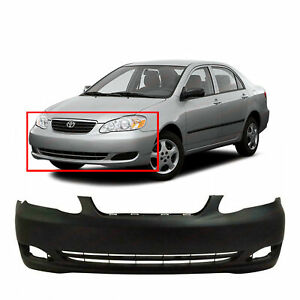 Front Bumper Cover For 2005 2008 Toyota Corolla To1000297 521190z938