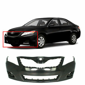 Primed Front Bumper Cover Fascia For 2010 2011 Toyota Camry Le Xle 5211906958