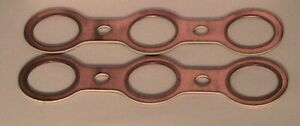 1928 1931 Model A Ford Copper Intake And Exhaust Manifold Gasket Set