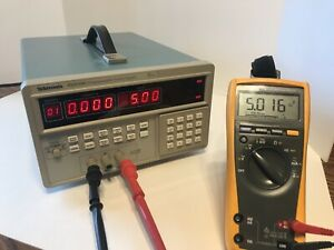 Tektronix Ps2510g Single Output Programmable Power Supply