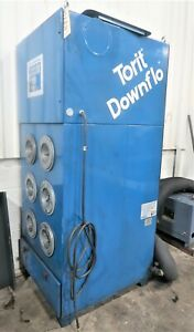 Donaldson Torit Sdf 6 Cartridge Type Dust Collector