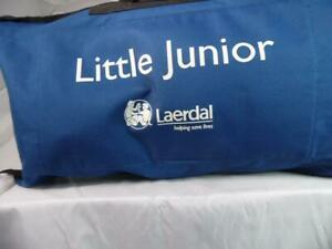 Laerdal Little Junior Qcpr Cpr Training Mannequin Emt First Aid Paramedic W Case