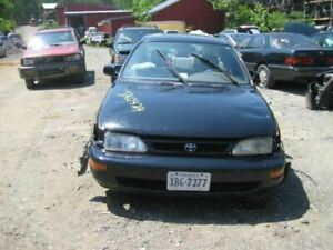 Passenger Right Tail Light Fits 96 97 Corolla 92208