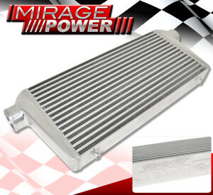 Fmic Front Mount Bar And Plate Turbo Intercooler 31 X11 75 X3 Ford Mustang