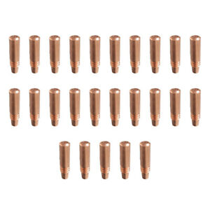 25 pk 206187 035 040 Mig Welding Contact Tips For Miller Fastip Spoolmatic