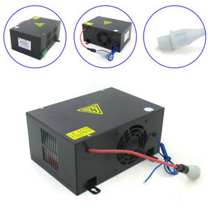 Laser Cut Machine Power Supply 60w For Co2 Laser Tube Hy t60 Engraving Machine