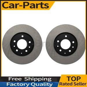 Fits Mazda Cx 7 2007 2012 2x Centric Parts Front Disc Brake Rotor