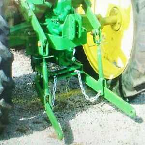 3 point Hitch Conversion Kit Compatible With John Deere 60 A B 50 70
