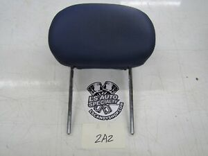 2004 2005 2006 Gto Front Seat Upper Headrest Head Rest Oem Lh Or Rh Blue 2a2