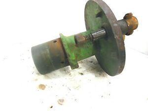 Used John Deere Unstyled A Tractor Brake Housing Stuck Shaft A1161r