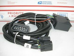 Snowdogg Buyers Plow Oem Truck Side Light Relay Harness Genuine Part 16160100