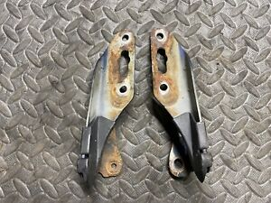 92 01 Honda Civic Crv Cr v Hood Support Hinge Hinges Left Right Set Oem 1852