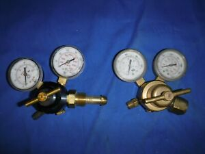 Miller Smith Gas Regulator Argon High Pressure 3000 Psi 16504